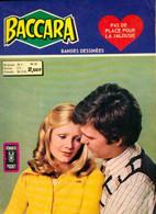 Baccara N°53 : Pas De Place à La Jalousie De Collectif (1976) - Unclassified