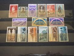 ITALIA REPUBBLICA - 1953 INSIEME DI 15 VALORI - NUOVI(++) - 1946-60: Nieuw/plakker
