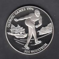 BHUTAN  OLYMPIC GAMES 1994  SILVER - Bhutan