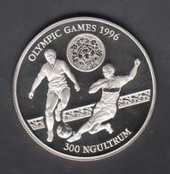 BHUTAN  OLYMPIC GAMES 1996  SILVER - Bhutan