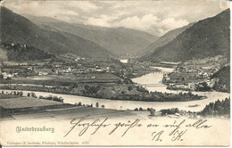 DRAVOGRAD, UNTERDRAUBURG, Stempel SALDENHOFEN, VUZENICA 1902 - Slovenië
