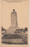 Meuse : VERDUN : Monument D Ela  Haute   Chevauchée ( Arrivée  Saint  Hilaire Du  Harcouet) - Verdun