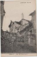 Meuse : VERDUN : Campagne 1914-17 :  Rue  Des  Hauts  Degrés - Verdun