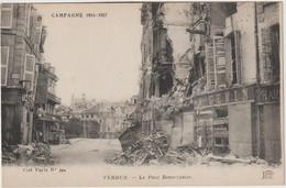 Meuse : VERDUN : Campagne 1914-17 :  Rue  Le Pont  Beaurepaire - Verdun