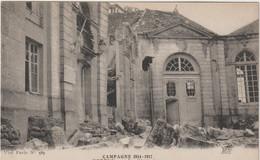 Meuse : VERDUN : Campagne 1914-17 :  Rue  Le  Séminaire - Verdun