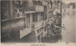 Meuse : VERDUN : Campagne 1914-17 : Maisons  Sur Le  Bord D Ela  Meuse - Verdun