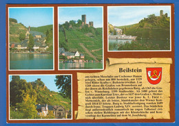 Deutschland; Beilstein Mosel; Multibildkarte - Non Classés