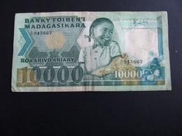 10000 Ariary Madagskar - Madagascar
