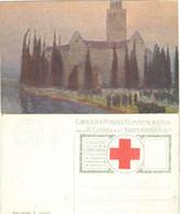 ALPINI - T. Cascella - PRO CROCE ROSSA - Cimitero Di Aquileia - Ante 1900