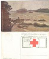 ALPINI - T. Cascella - PRO CROCE ROSSA - Alto Isonzo In Friuli - Ante 1900