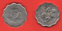 Swaziland 5 Cents 1986 - Swaziland