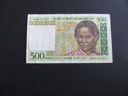 500 Ariary - Madagascar
