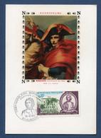 ⭐ France - FDC - Premier Jour - Carte Maximum - Napoléon - 1969 ⭐ - 1960-69