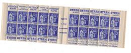 France  Carnet Yvert N°365 - C 6 - / Type PAIX - - Definitives