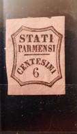 Italy/Italie Parme Taxe Pour Journaux N°1 * TB Cote 1000€ - Parma