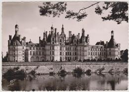FRANCE 1952 CP Château De Chambord Pour La Belgique N°YT 884 Cachet Chambord19.6 1952 Editions D'Art A. P - 1950-59