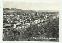 S.GIOVANNI VALDARNO - PANORAMA  - VIAGGIATA  FG - Arezzo