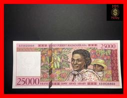 MADAGASCAR 25.000  25000  Francs 1998 P. 82  AU \ UNC - Madagascar