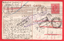 MANY POSTMARKS    + INCONNU  1906 - Other