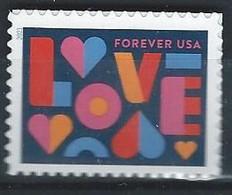USA. Scott # ? MNH. Love. 2021 - Nuovi