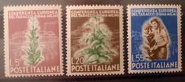 Italy/Italie N°567/69    ** TB    Cote 100€ - 1946-60: Nieuw/plakker