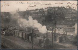 Beau Lot De 30 Cartes Postales France : Trains , Gares , Marché , Sortie D'usine , Magazin ............ - 5 - 99 Karten