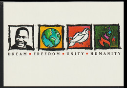 USA Postcard 1996 Atlanta Olympic Games - Mint (G123-37) - Estate 1996: Atlanta