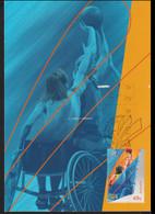Australia Maxicard 2000 Sydney Paralympics (G123-37) - Zomer 2000: Sydney - Paralympics