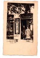 Berchem-sainte-Agathe: Café Ph.Wijns-Dooms Carte-photo - St-Agatha-Berchem - Berchem-Ste-Agathe