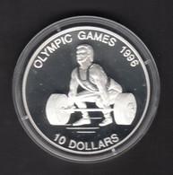 NAURU  OLYMPIC GAMES 1996  SILVER - Nauru