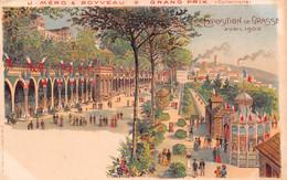 GRASSE - Exposition - Publicité J. Méro & Boyveau - Lithographie - Précurseur, Avril 1902 - Grasse