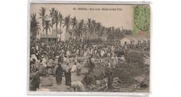 Sénégal  --  St Louis  -  Marché - Sénégal