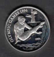 SAMOA I SISIFO  OLYMPIC GAMES 1996  SILVER - Samoa