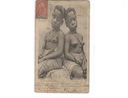 Sénégal  --   Jeune Filles De Dakar - Senegal