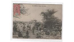 Sénégal  --   Louga  -  Sur La Place - Sénégal