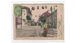Sénégal  --   Rufisque  - La Maire Le Jour Du 14 Juillet 1904  -  Timbre Taxe - Senegal