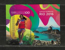 CUBA Nº AÑO 2016 - Zomer 2016: Rio De Janeiro