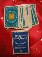 Jeu Cartes Oracles Tirer Les Cartes Sans être Cartomancienne Pytoniste Divination éditeur Heron Complet Mint - Religion &  Esoterik