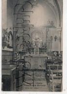 Verneuil-sur-Avre (27) : L'intérieur De église, La Chapelle De La Sainte-Vierge En 1910 PF. - Verneuil-sur-Avre
