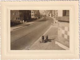 De Panne 1958 - Photo 11x8 - & Go-cart - De Panne