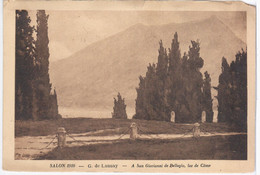 France, Salon 1910, G. De Launay, A San Giovianni De Bellagio, Lac De Come - Zonder Classificatie
