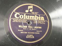 Columbia  -78 Rpm- - 78 G - Dischi Per Fonografi