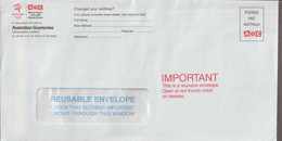 Australia Cover Marked Postage Paid From Australian Guarantee - Official Partner Of The 2000 Sydney Games (LF17) - Zomer 2000: Sydney