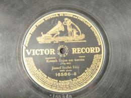 Victor Record -78 Rpm- - 78 G - Dischi Per Fonografi