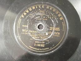 Faforite Record -78 Rpm- - 78 G - Dischi Per Fonografi