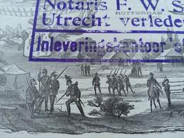 Loterij 1870 Deco - Billetes De Lotería