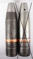 Obus De 37 Mm Suédois Bofors - WW2  - INERTE - 1914-18