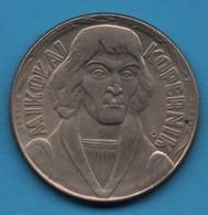 POLAND 10 ZLOTYCH 1959  KM# 51  MIKOŁAJ KOPERNIK Copernic - Polen