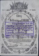 Loterij 1871 Deco - Billetes De Lotería