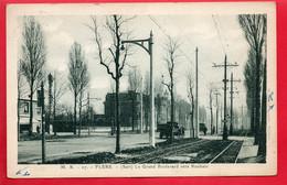 FLERS - (Sart) Le Grand Boulevard Vers Roubaix - Andere Gemeenten